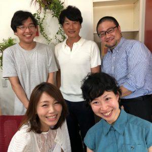 インバウンド集客のため、中華圏メディアでのプロモーションをご提案するBeAのメンバー